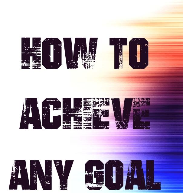 Achieving Your Goals | Life Leadership | Vital Leadership