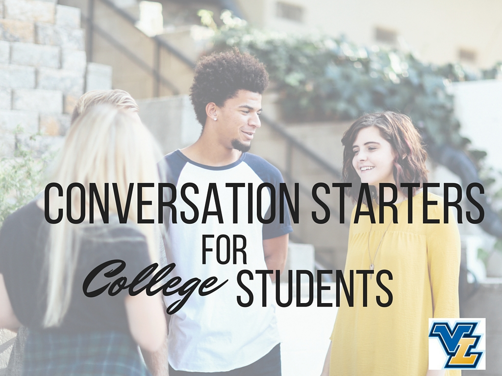 What to Ask College Students | Youth Leadership | Vital Leadership