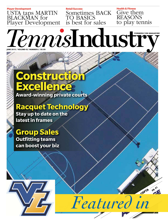 Vital Leadership in Tennis Industry | Vital Leadership